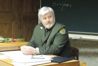 Miško auginimo specialistų bendrijos vadovu išrinktas Marijonas Bernotavičius